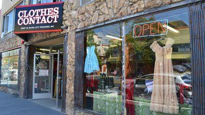 Clothes Contact Winds Down Business With a Final Blowout Sale