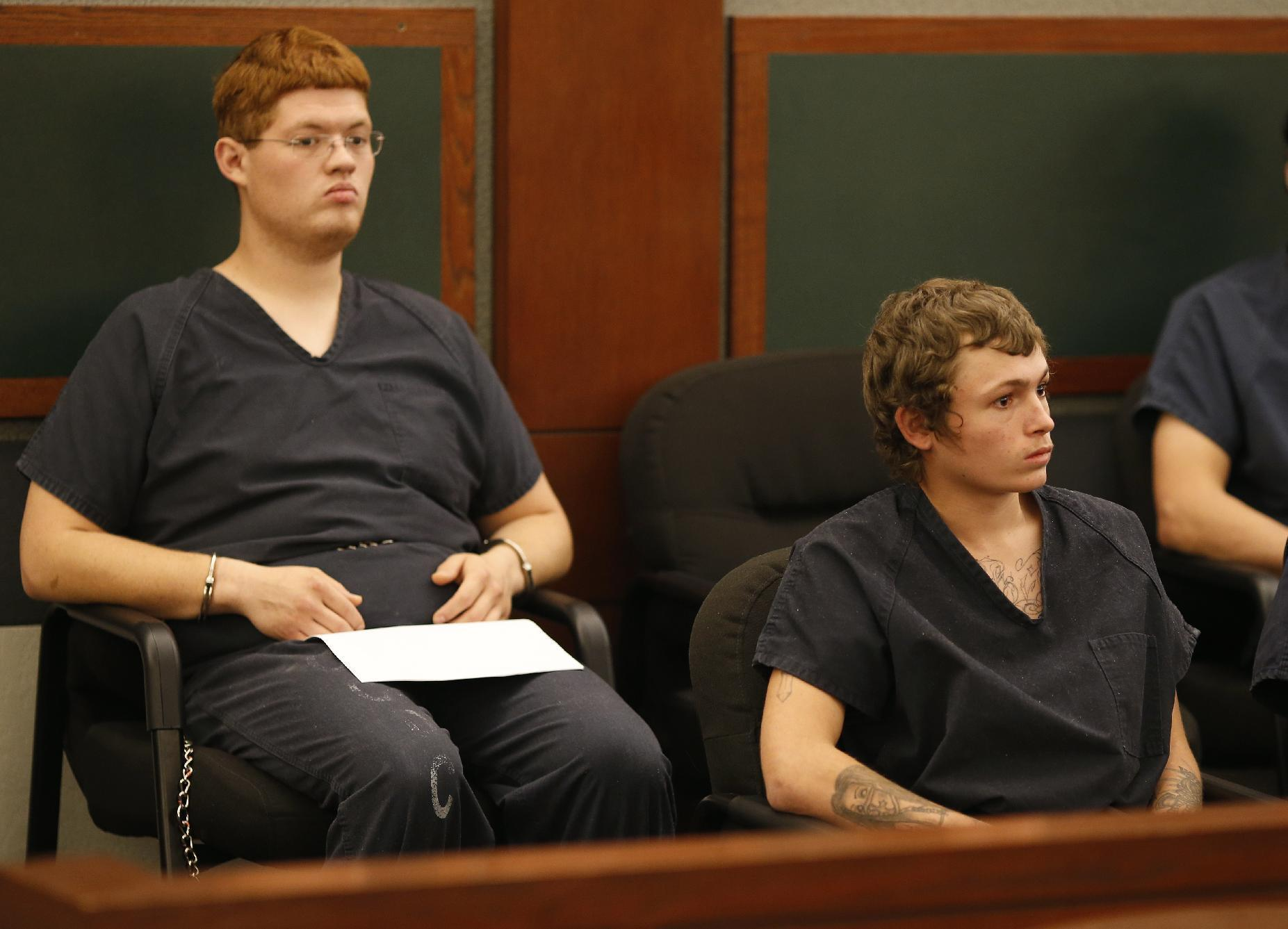 Co-defendant pleads not guilty in Vegas mom slaying case