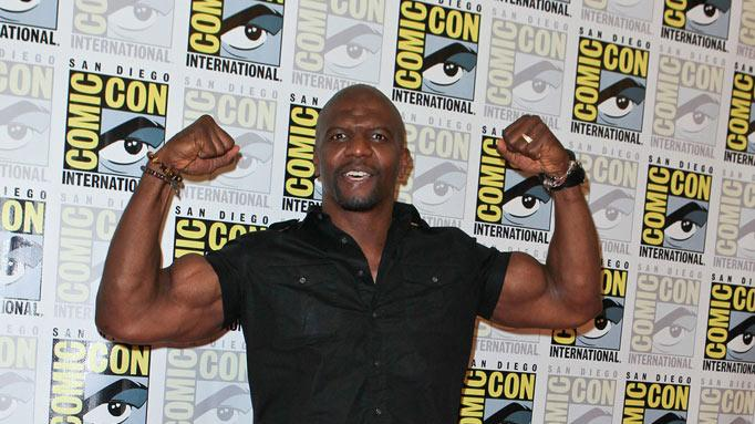 2010 Comic Con Panels Terry Crews