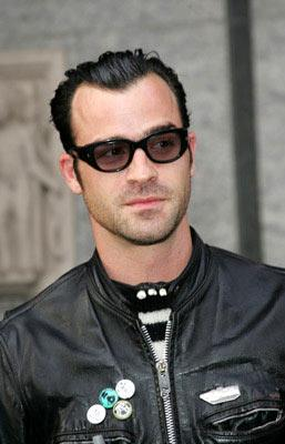 Justin Theroux Tribeca Film Festival, May 8, 2004