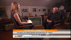 'Argo's' CIA Inspiration Compares Real Life to Movies with Former First Daughter Jenna Bush