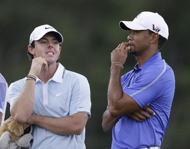 9-year-old Rory in letter to Tiger Woods: 'I'm coming to get you'