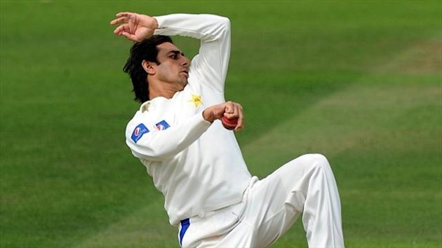 Saeed Ajmal took four wickets