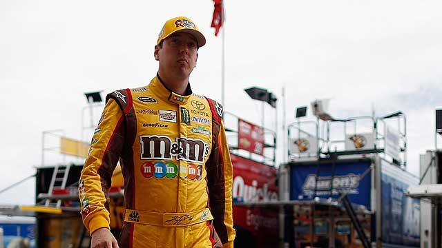 Kyle Busch needs a win in Bristol
