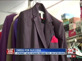 National Retail Store Helping Women Dress For Success