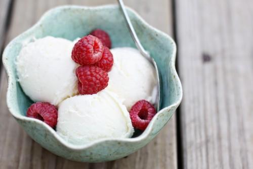 Simple Frozen Yogurt