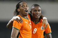 Senegal 1-1 Ivory Coast (2-4 on agg.): Last-gasp Kalou seals spot in World Cup finals