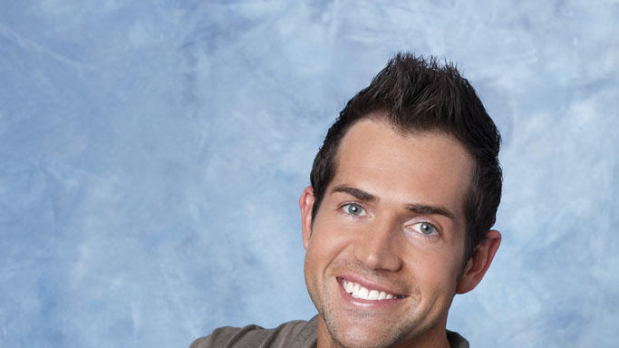 """The Bachelorette"" Season 9 - Zak W."