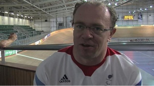 Storey: Velodrome will rock for Paralympics