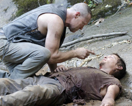 'Walking Dead' Preview: Four Men and a Baby