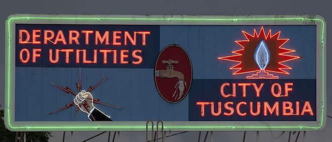 SIgn of the Times: Familiar Glow: Roadside Neon Signs from the Library of Congress