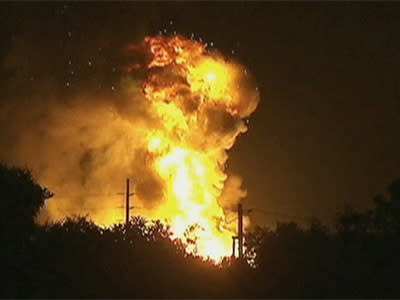 All Employees Accounted for in Fla. Gas Blasts