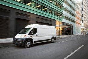 New 2014 Ram ProMaster Expands Ram Commercial Offerings with New Full-size Van Featuring Best-in-class Fuel Economy, Cargo Capacity and Payload