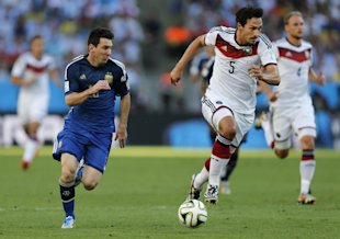 Lionel Messi and Argentina could capitalize against Germany. (AP)