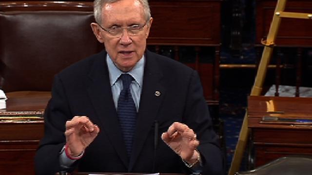"Reid: Gun control advocates will ""settle"" for certain reforms"