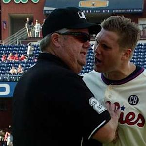 Papelbon ejected after 9th