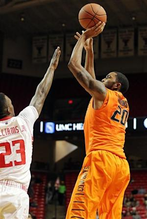 No. 17 Oklahoma State routs Texas Tech 91-67