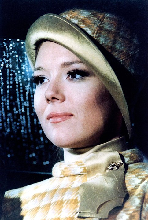 Bond Girls Gallery 2008 On Her Majesty's Secret Service Diana Rigg