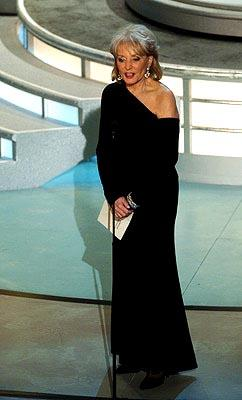 Barbara Walters Presenter of Outstanding Miniseries Emmy Awards - 9/19/2004