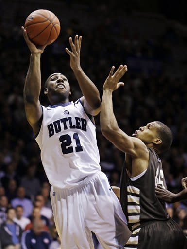 Butler too much for St. Bonaventure 77-58