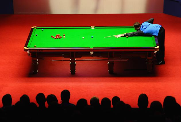 BESTPIX  Betfred.com World Snooker Championship
