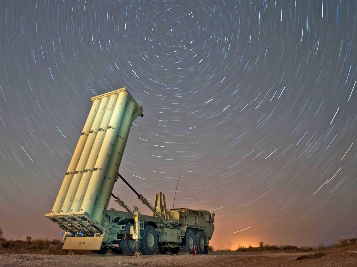 North Korea will now reportedly have America's most advanced missile system in its backyard