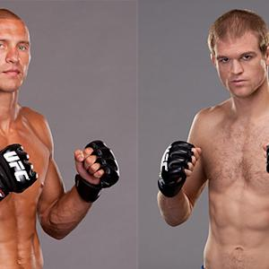 Donald Cerrone vs. Evan Dunham - Head-to-Head