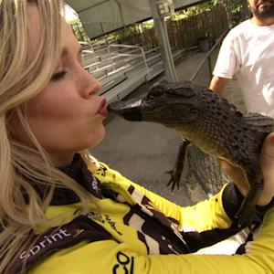 Inside Access with Miss Sprint Cup: Gators in the Glades