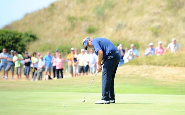 Golf - Senior Open Championship - Day Three - Royal Birkdale
