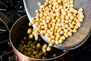 Chickpeas from Food52