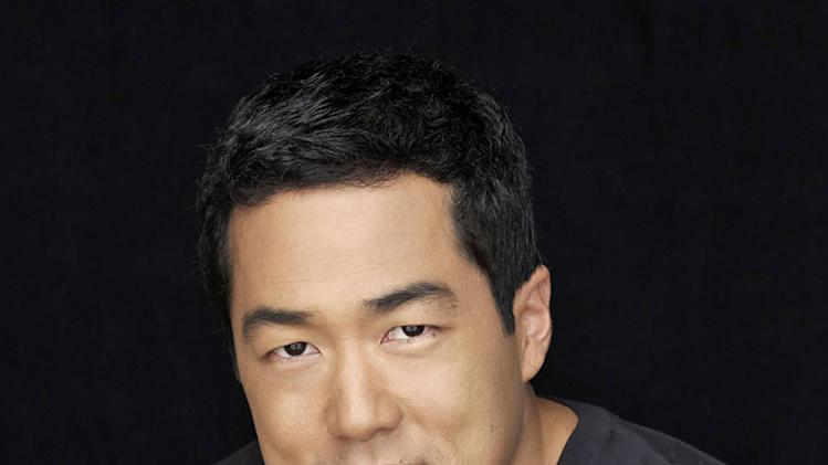 "Tim Kang stars as Kimball Cho in ""The Mentalist."""