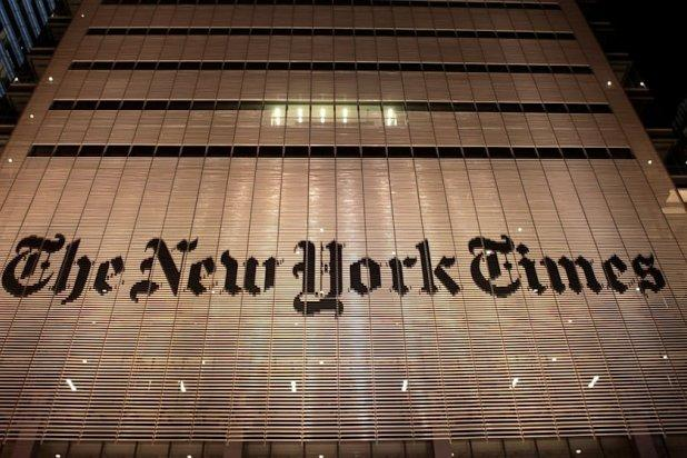 New York Times Reveals 11-Page Memo Detailing Ambitious Plan to Double Digital Revenue in 5 Years