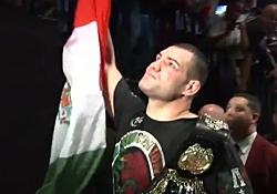 The UFC is Headed to Mexico… As Soon As Cain Velasquez is Ready