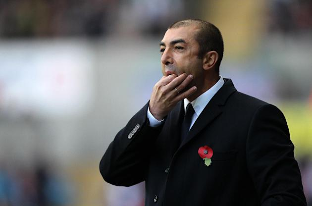 Roberto Di Matteo insists chelsea are in 'good shape' despite a dip in performances