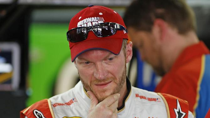 Dale Jr. passionate about NASCAR collecting