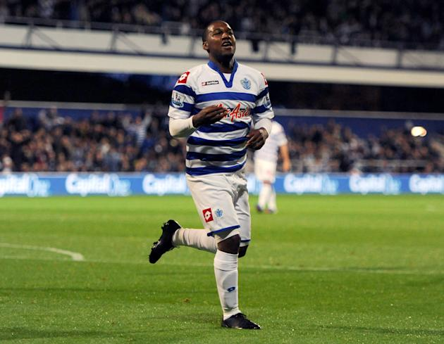 Junior Hoilett thinks QPR deserved all three points against Everton