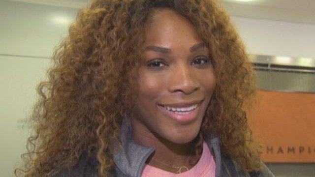 Serena: I don't know why I'm playing so well