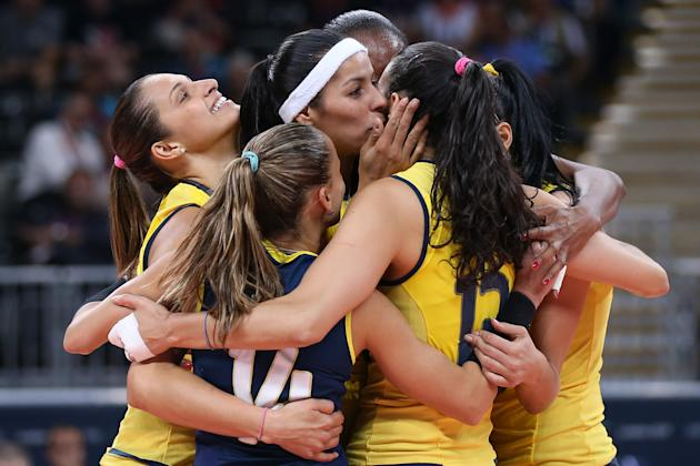 Brazil women's volleyball team
