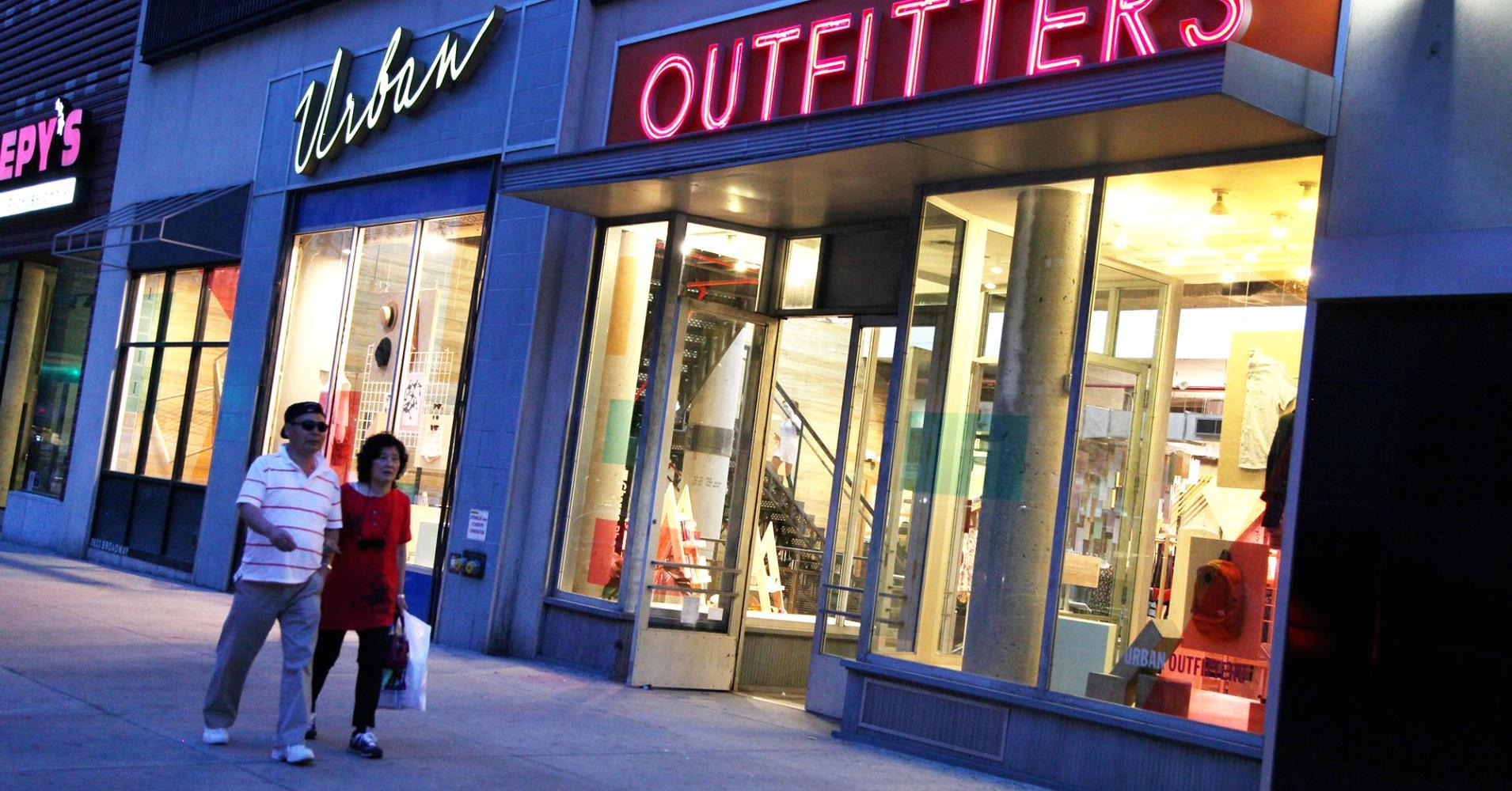 Urban Outfitters asks employees to work for free