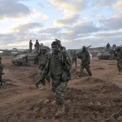 African Union's Main Base In Somalia Attacked