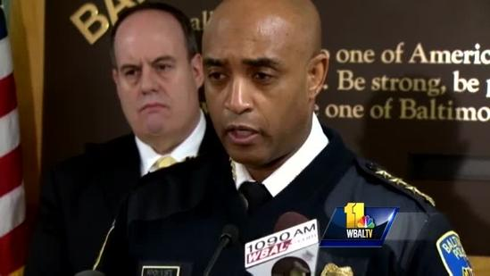 City police commissioner installs new training director