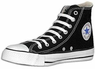 Converse is the most
