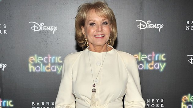 Barbara Walters Has Chicken Pox