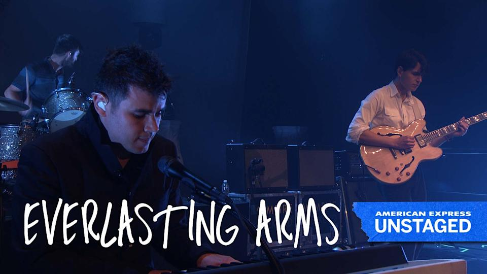 Everlasting Arms (Amex UNSTAGED)