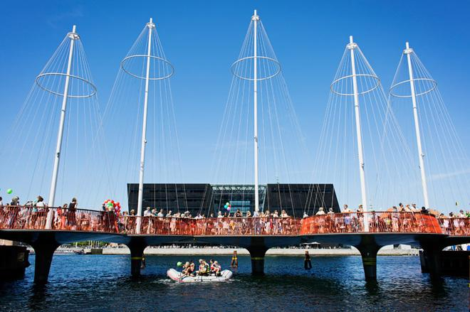 Adventures in Infrastructure: A New Crossing in Denmarks Rethinks What a Bridge Can Be