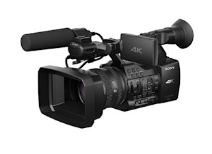 Sony PXW Z100 [IFA 2013] Sony PXW Z100: Camcorder 4K Kelas Entry Level news foto video camcorder foto video