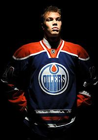 Hall of a draft for Oilers
