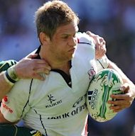 Chris Henry scored a second-half try as Ulster defeated Glasgow