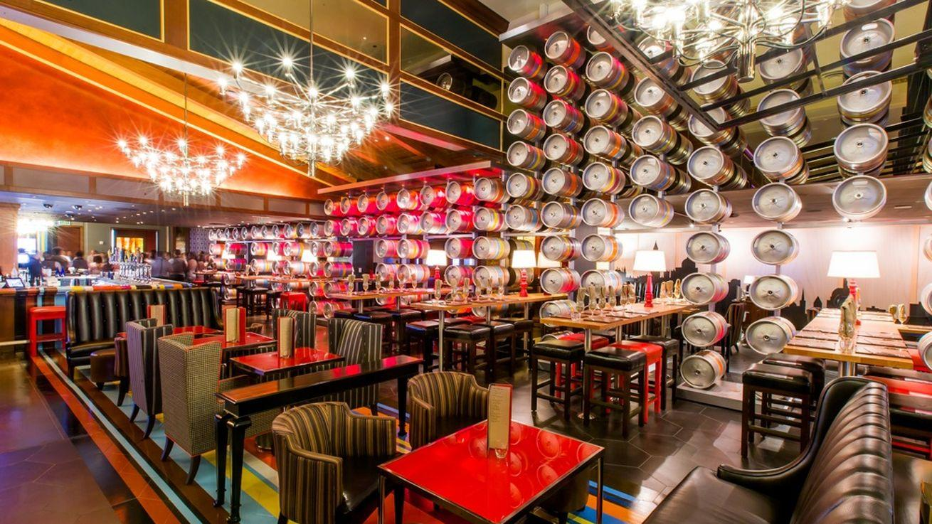Go Behind the Gordon Ramsay Pub & Grill Contract