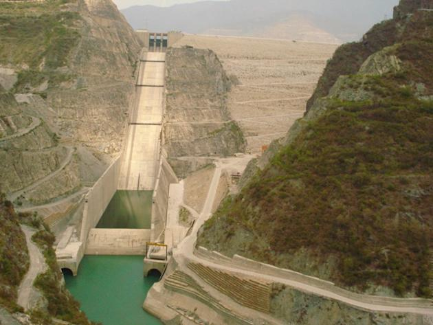 Biggest Dams in India